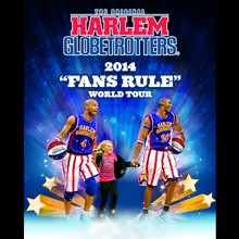 Harlem Globetrotters tickets at 1STBANK Center in Broomfield