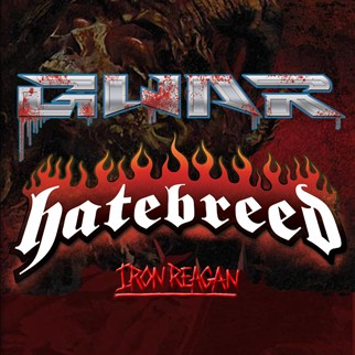 Hatebreed and GWAR