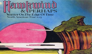 Hawkwind tickets at The Regency Ballroom in San Francisco