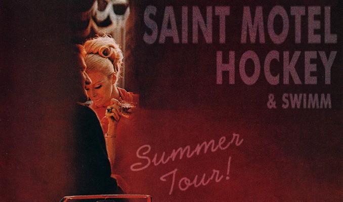 Hockey & Saint Motel