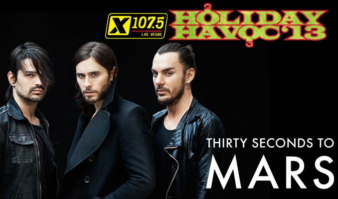 Holiday Havoc feat. Thirty Seconds To Mars