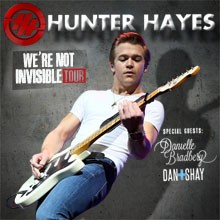 Hunter Hayes schedule, dates, events, and tickets - AXS