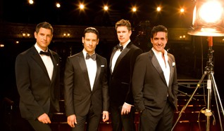 Il Divo tickets at The O2 in London