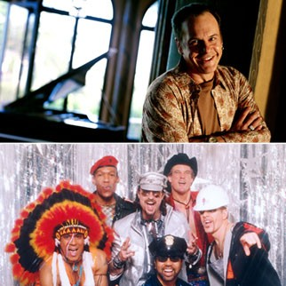 KC & The Sunshine Band / Village People