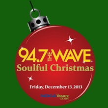 94.7 The WAVE's Soulful Christmas