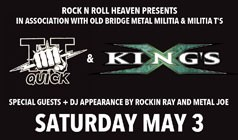 Kings X & TT Quick tickets at Starland Ballroom in Sayreville