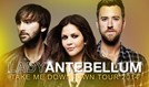 Lady Antebellum tickets at Save Mart Center in Fresno