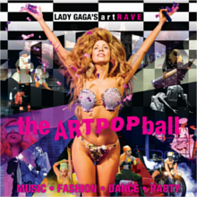 Lady Gaga's artRAVE: The ARTPOP ball tickets at The O2 in London