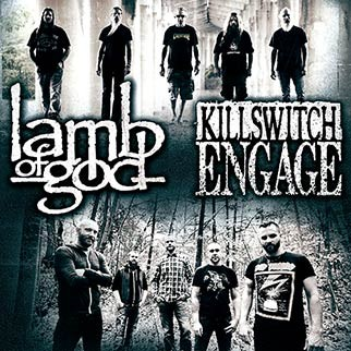 Lamb Of God, Killswitch Engage