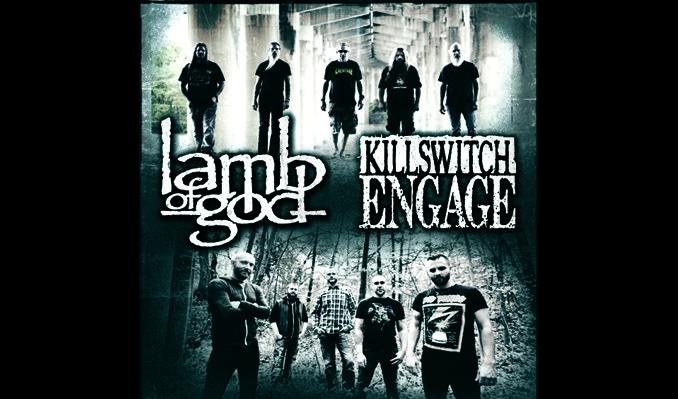 Lamb Of God & Killswitch Engage