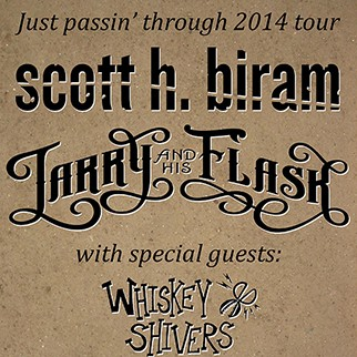 Larry and His Flask & Scott H. Biram