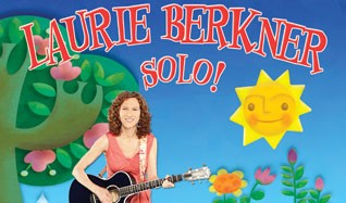 Laurie Berkner tickets at Palace of Fine Arts Theatre in San Francisco