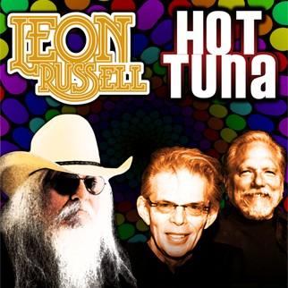 Leon Russell & Hot Tuna