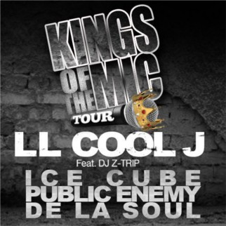 LL COOL J with Ice Cube, Public Enemy, and De La Soul