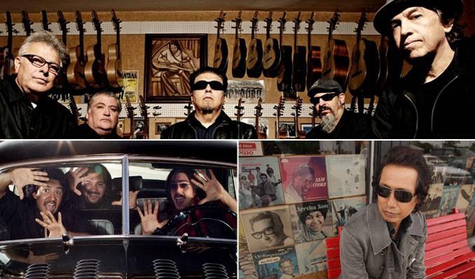 Los Lobos / Los Lonely Boys / Alejandro Escovedo