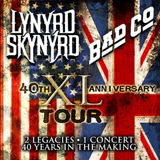 Lynyrd Skynyrd and Bad Company