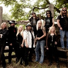 Lynyrd Skynyrd tickets at The Warfield in San Francisco