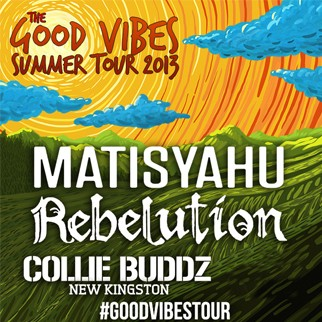 Matisyahu and Rebelution