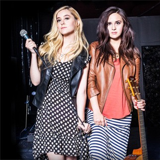 Megan and Liz