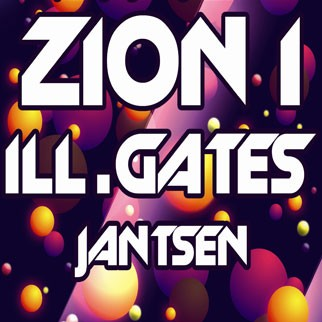 Zion I / ill.Gates Church of Bass