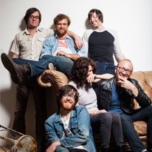Okkervil River tickets at Bluebird Theater in Denver