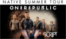 OneRepublic tickets at Target Center in Minneapolis