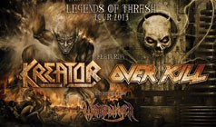 Overkill tickets at The Showbox in Seattle tickets at The Showbox in Seattle
