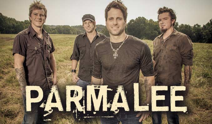 Parmalee tickets at Jenks Club, Point Pleasant Beach