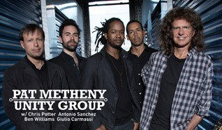 Pat Metheny Unity Group tickets at Town Hall in New York City