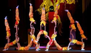 Peking Acrobats tickets at Keswick Theatre in Glenside
