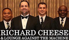Richard Cheese & Lounge Against the Machine tickets at The Showbox, Seattle