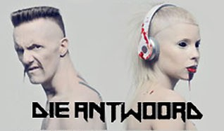 Die Antwoord tickets at Electric Factory in Philadelphia