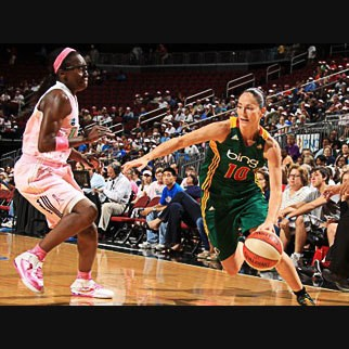 Seattle Storm vs. Indiana Fever