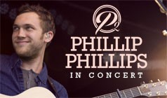 Phillip Phillips tickets at Sony Centre For The Performing Arts in Toronto