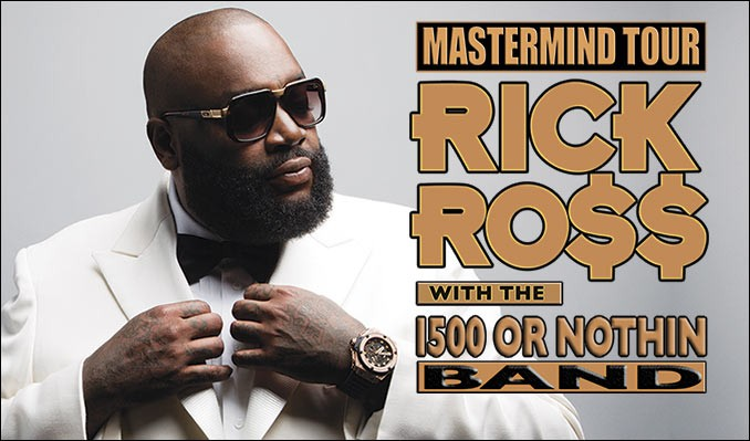 Rick Ross with the 1500 or Nothin Band