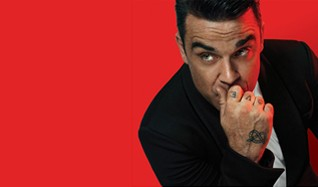 Robbie Williams tickets at Ericsson Globe in Stockholm