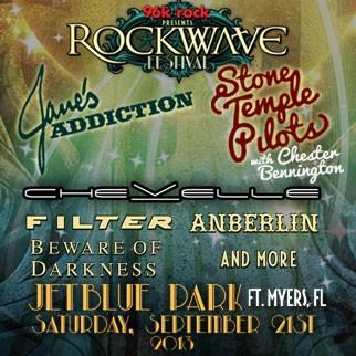 ROCKWAVE 2013