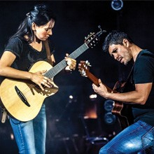 Rodrigo y Gabriela tickets at Red Rocks Amphitheatre in Morrison