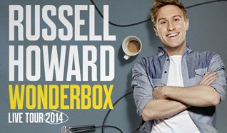 Russell Howard tickets at Wembley Arena in London