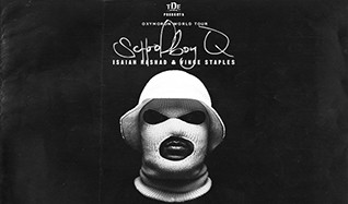 ScHoolboy Q tickets at Mill City Nights in Minneapolis