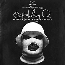 ScHoolboy Q tickets at The Regency Ballroom in San Francisco