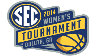 SEC Women's Basketball Tournament 2014 tickets at The Arena at Gwinnett Center in Duluth