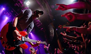 Streetlight Manifesto tickets at Royal Oak Music Theatre in Royal Oak
