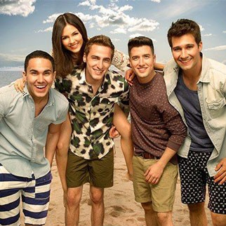 Summer Break Tour:  Big Time Rush & Victoria Justice