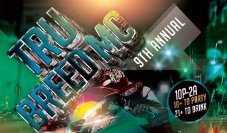 T.R.U. Breed Motorcycle Club 9th Annual tickets at Mill City Nights in Minneapolis