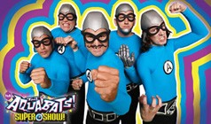 The Aquabats tickets at The Showbox in Seattle