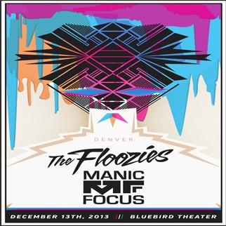The Floozies / Manic Focus