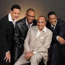 The Four Tops and The Temptations tickets at The O2 in London