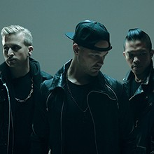 The Glitch Mob tickets at The Warfield in San Francisco