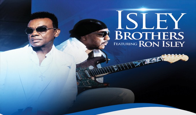 The Isley Brothers featuring Ron Isley